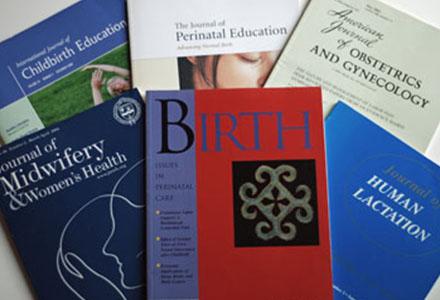 Birth Research Journals